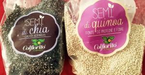 semi di chia quinoa