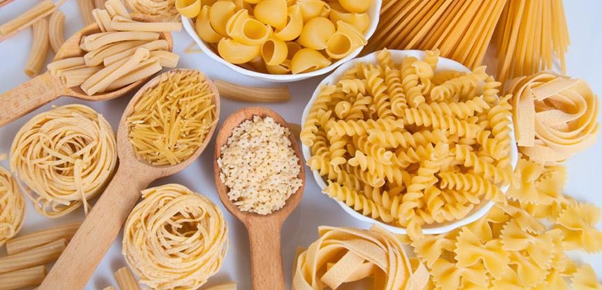Carboidrati meglio scegliere pane o pasta claudia casanova - Diversi tipi di pasta ...