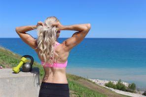 Lauren Gleisberg: allenarsi con i pesi non è mai stato più semplice!