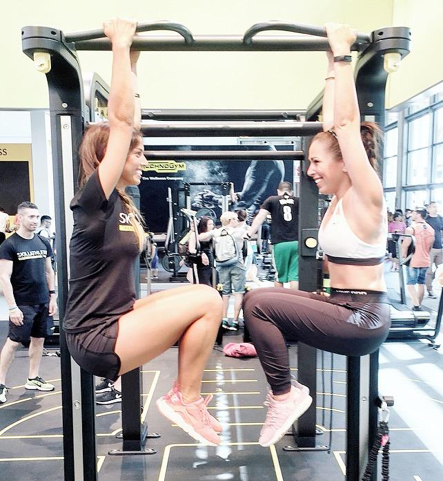 Rimini Wellness- Federica Cuni e Claudia Casanova
