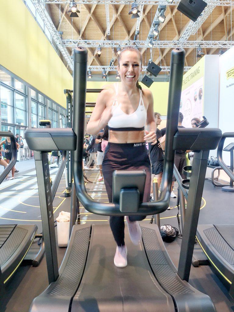 Rimini Wellness - Technogym Skillmill