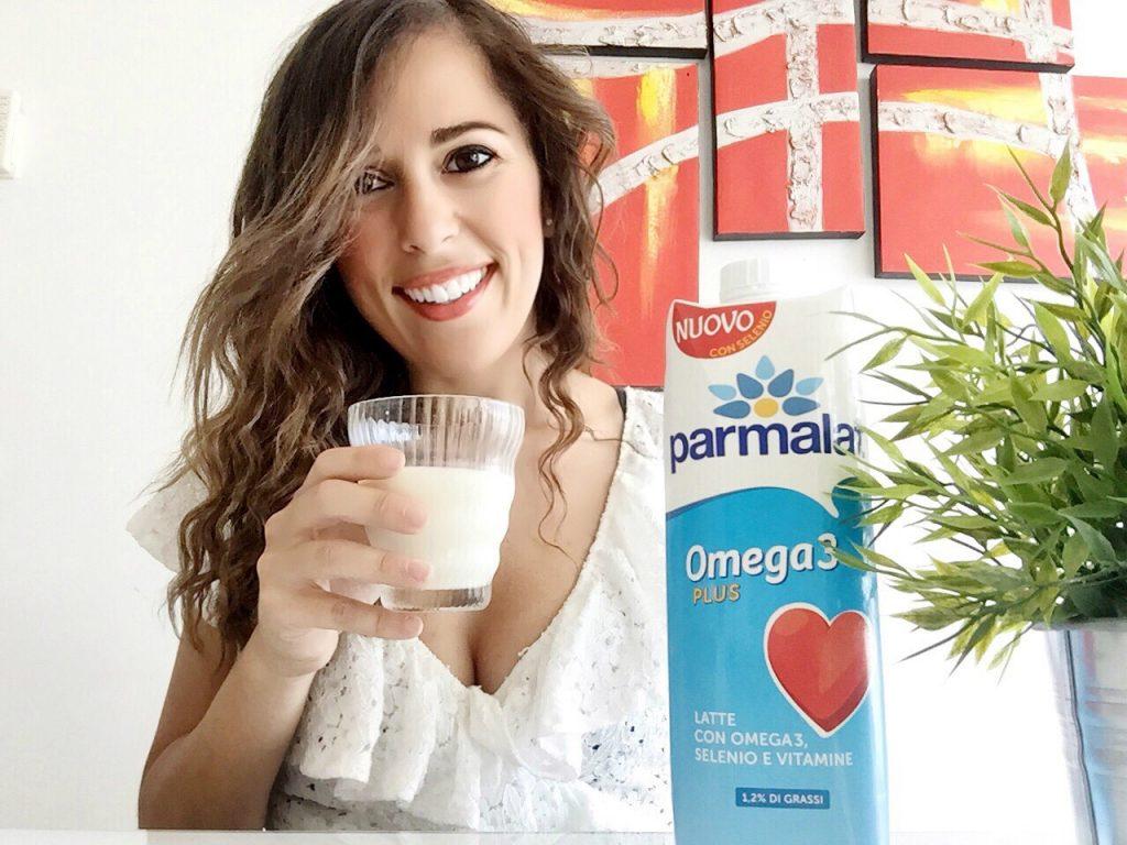 Colazione Salutare con Latte Parmalat Omega 3