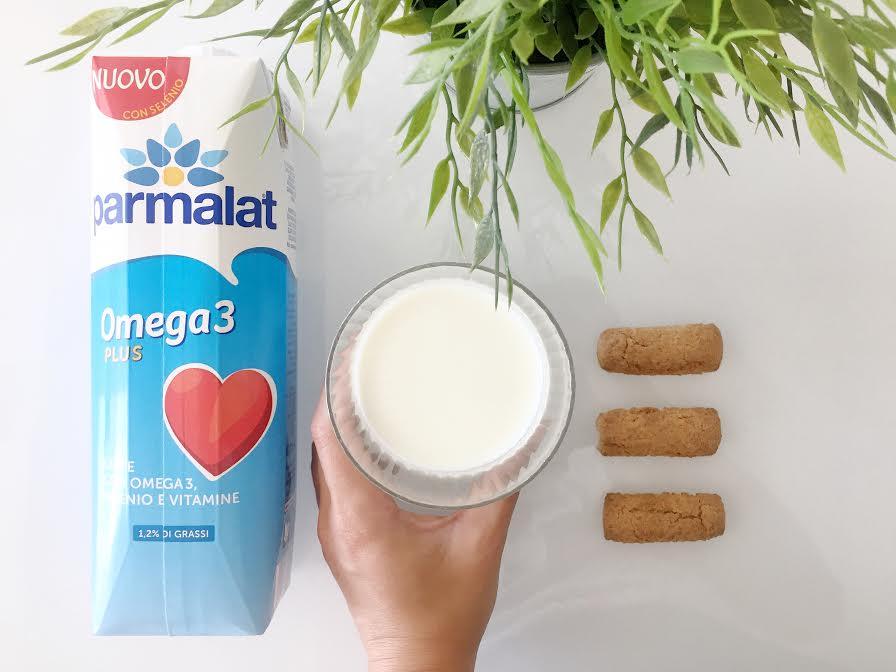 Latte Parmalat Omega 3