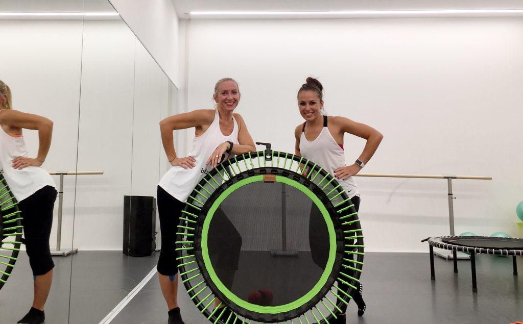 Karen Stange e Claudia Casanova