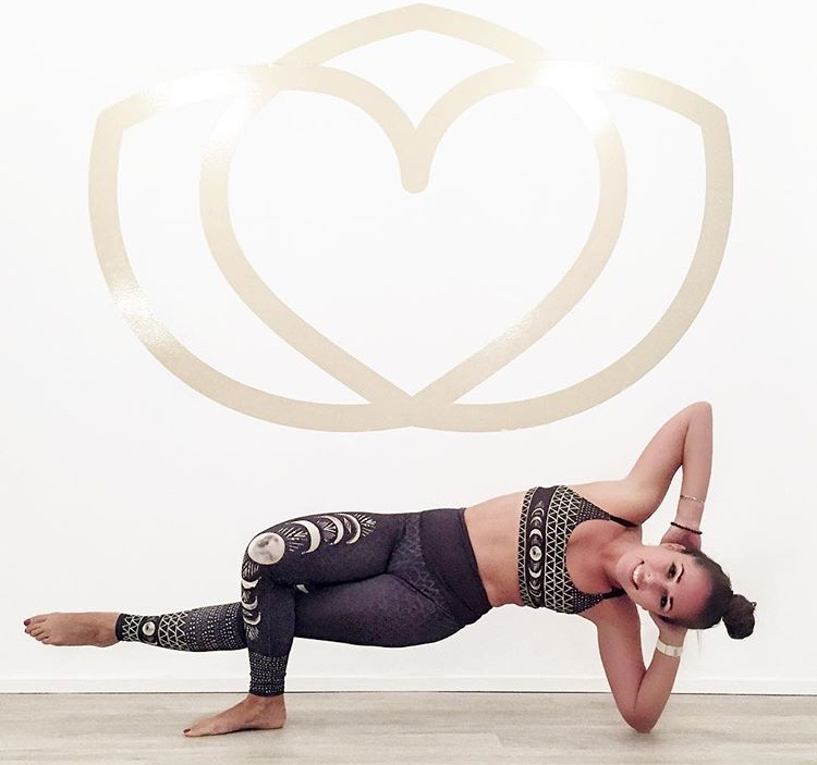 Centri Yoga Milano - Pura Vida Power Yoga - Claudia Casanova