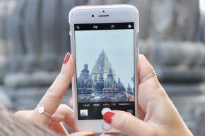 Come fare belle foto con lo smartphone anche dentro casa