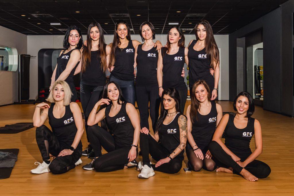 Girls Fitness Challenge