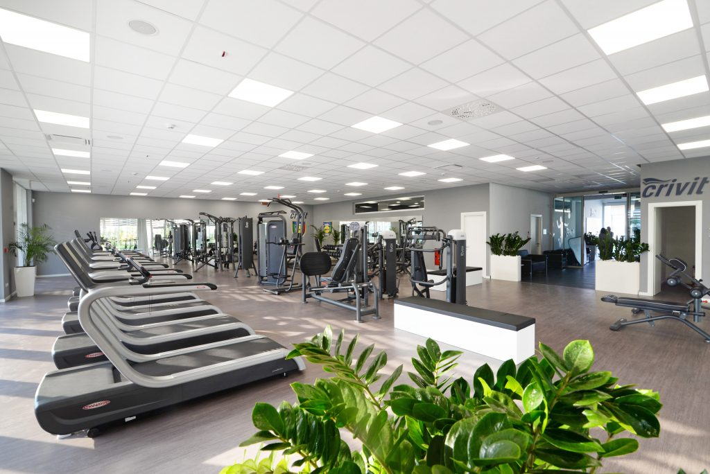 Crivit Fitness Center