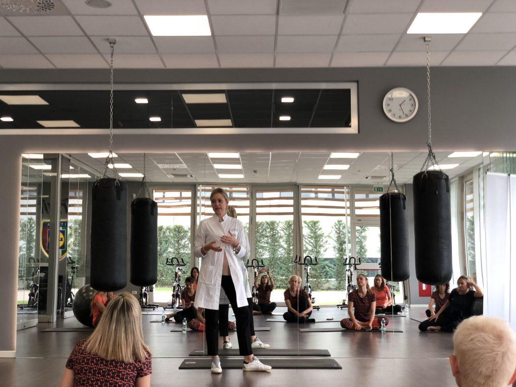 Crivit Fitness Center