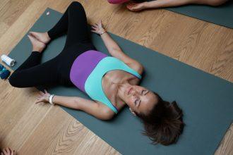 Claudia Casanova - Yoga Mat
